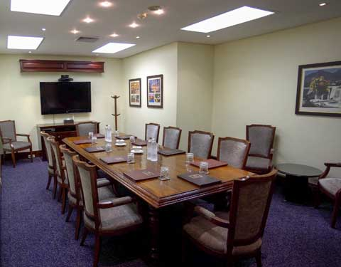 The Legacy boardroom
