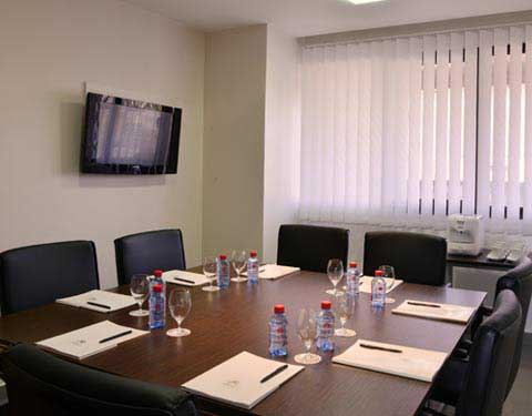 The Cristal Boardroom