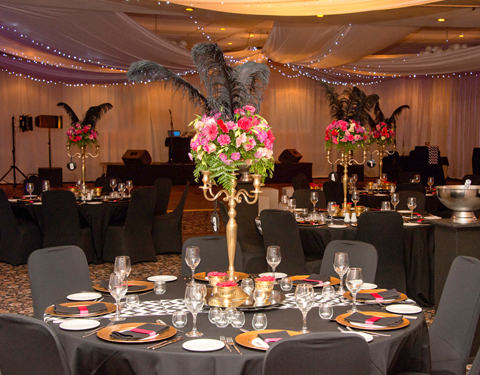 Gala Dinners & Events