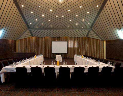 Great Indaba conference room